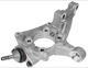 Steering knuckle Front axle right 30760715 (1028252) - Volvo S60 (-2009), S80 (-2006), V70 P26, XC70 (2001-2007)
