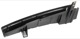 Window chanel guide Rail rear lower 3503962 (1028789) - Volvo 700, 900