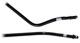 Kraftstoffleitung Tank - Kraftstofffilter hinterer Teil 31432565 (1028903) - Volvo C30, S40 V50 (2004-), V40 (2013-), V40 XC