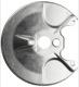 Spritzblech, Bremsscheibe für links und rechts passend Hinterachse