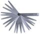 Feeler gauge metric Kit 20 -piece  (1029349) - universal