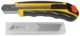 Cutter knive Synthetic material with Snap-off blade  (1029398) - universal