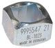 Key attachment, Flat belt tensioner 9995547 (1029829) - Volvo 850, 900, S70 V70 V70XC (-2000), S90 V90 (-1998)