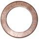 Seal ring 14,4 mm 1,5 mm 18671 (1030140) - Volvo universal