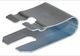 Clamp, Retaining plate Brake shoes 659664 (1030311) - Volvo 120 130 220, P1800