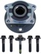 Wheel bearing Rear axle fits left and right  (1030849) - Volvo XC90 (-2014)