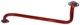 Coolant Pipe 418651 (1030964) - Volvo P1800