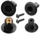 Mounting kit Draft stop 400105854 (1031117) - Saab 9-3 (-2003)