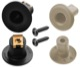 Mounting kit Draft stop 400110367 (1031123) - Saab 9-3 (-2003)
