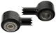 Axle link, Rear axle Tie rod / Axle strut All-wheel drive