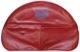 Abdeckung, Reserverad rot  (1031240) - Volvo 120 130, 140, 164, PV