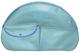 Abdeckung, Reserverad blau  (1031242) - Volvo 120 130, 140, 164, PV