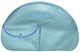 Cover, Spare wheel blue  (1031242) - Volvo 120 130, 140, 164, PV