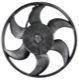 Electrical radiator fan 250 W 4396248 (1031330) - Saab 9-3 (-2003), 900 (1994-), 9000