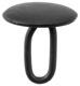 Decorative knob, Seat cover