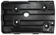 Battery holder 9131945 (1031495) - Volvo 200