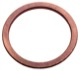 Seal ring 16,2 mm 947622 (1031545) - Volvo universal ohne Classic