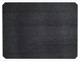 Trunk mat Needle felt black 1241941 (1031626) - Volvo 200