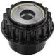 Freewheel clutch, Alternator 31316804 (1032368) - Volvo S60 (2011-2018), S80 (2007-), V60 (2011-2018), V70 (2008-), XC60 (-2017), XC70 (2008-), XC90 (-2014)