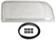 Lens, Headlight right H1  (1032393) - Volvo 850