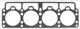 Dichtung, Zylinderkopf 1,6 mm 419688 (1032583) - Volvo 120 130 220, 140, P1800, PV P210
