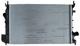 Kühler, Motorkühlung Schaltgetriebe 12775541 (1032990) - Saab 9-3 (2003-)