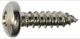 Tapping screw Binding head Cross slot 4,8 mm  (1033173) - universal