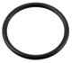 Seal, Wheel speed sensor Front axle O-ring 955992 (1033343) - Volvo 200, 700, 900, S90 V90 (-1998)