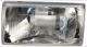 Scheinwerfereinsatz, Hauptscheinwerfer links ohne Nebelscheinwerfer 3534193 (1034205) - Volvo 700, 900