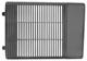Speaker cover 3500053 (1034456) - Volvo 700, 900