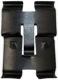 Clip Wheel cover 14 Inch 1325913 (1034460) - Volvo 200, 700