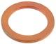 Seal ring Master brake cylinder Hollow screw 81415 (1034835) - Volvo PV