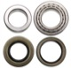 Wheel bearing Rear axle fits left and right Kit  (1035966) - Volvo 140, 164