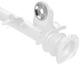 Repair part, Torque rod mount Rear axle