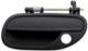 Door handle front left black 30621853 (1037613) - Volvo S40 V40 (-2004)