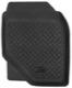 Floor accessory mat, single front right  (1037719) - Volvo 850, C70 (-2005), S70 V70 V70XC (-2000), XC90 (-2014)