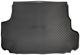 Trunk mat Synthetic material black-grey  (1037722) - Volvo 850, V70 (-2000), V70 XC (-2000)