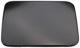 Tankklappe lackierbar 9152711 (1038100) - Volvo 850, S70 V70 V70XC (-2000)