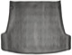 Trunk mat Rubber anthracite 32000114 (1038173) - Saab 9-3 (2003-)