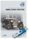 Digital workshop manual / parts catalog Volvo 1926 bis 1958 ohne PV444, 544 Single-User  (1038440) - Volvo universal Classic