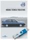 Digital workshop manual / parts catalog Volvo 300 TP-51953 Single-User  (1038446) - Volvo 300