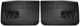 Interior door panel front black Kit for both sides  (1038936) - Volvo 120 130