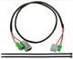 Socket adapter Additional cable kit 31346554 (1039134) - Volvo C70 (2006-), V60 (2011-2018), V70 XC70 (2008-), XC60 (-2017)