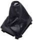 Gear lever gaiter charcoal 30651394 (1039257) - Volvo S60 (-2009), V70 P26, XC70 (2001-2007)