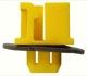 Clip, Abdeckung Windlauf 30870550 (1039414) - Volvo S40 V40 (-2004)