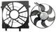 Electrical radiator fan 8822777 (1039581) - Saab 9000