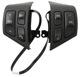 Schalter, Multifunktionslenkrad schwarz 12786152 (1040466) - Saab 9-3 (2003-)