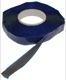 Rubber strip, Body Fender grey 10 m Reel  (1040581) - universal