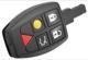 Remote control, Locking system 30772194 (1040759) - Volvo C30, C70 (2006-), S40 V50 (2004-)