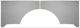 Interior panel Side panel grey Kit for both sides  (1040818) - Volvo P210
